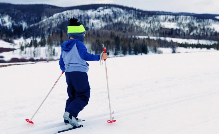 Photo of Merkit siitä, että voit olla kokopäiväinen hiihdonopettaja